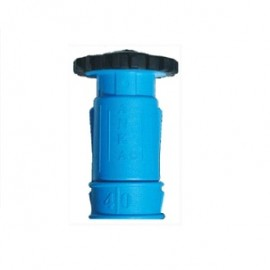 1- ANKA - BLUE SERIES - HOSE NOZZLE 40mm (Large Flow)